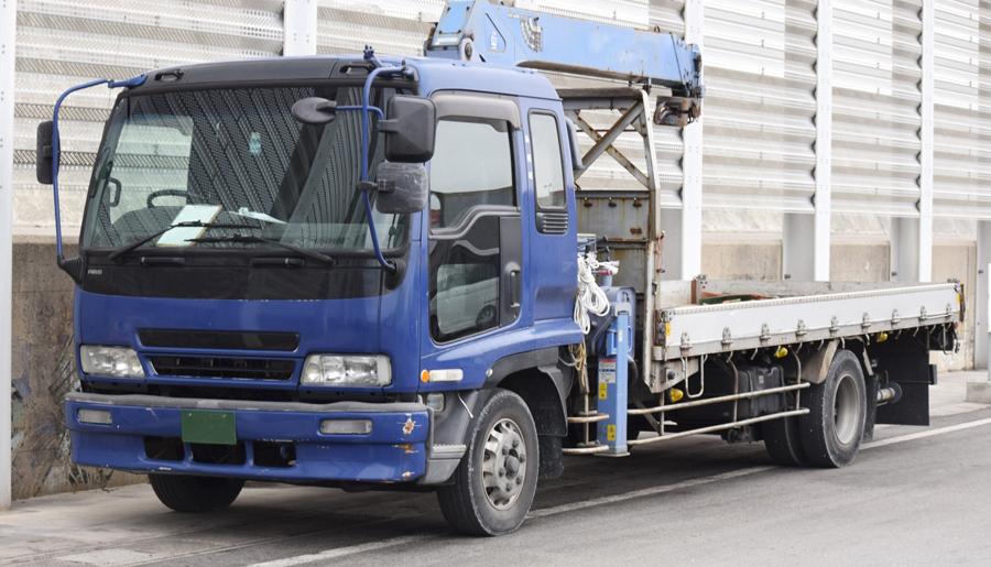 中型トラック2
