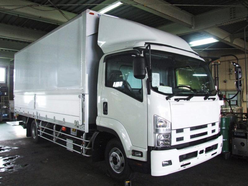 中型トラック3